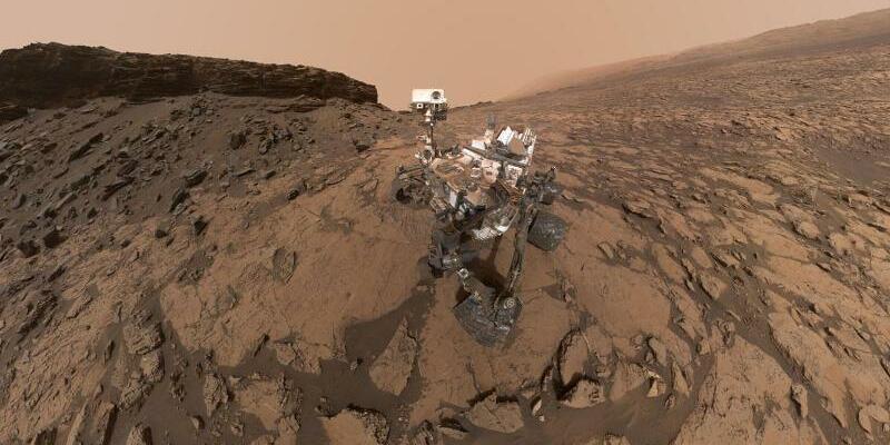 Rover «Curiosity» - Foto: Nasa
