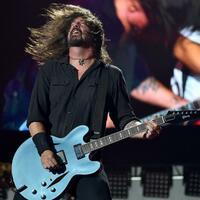 Foo Fighters - Foto: Britta Pedersen