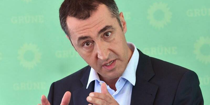 Grünen- Spitzenkandidat Cem Özdemir - Foto: Paul Zinken