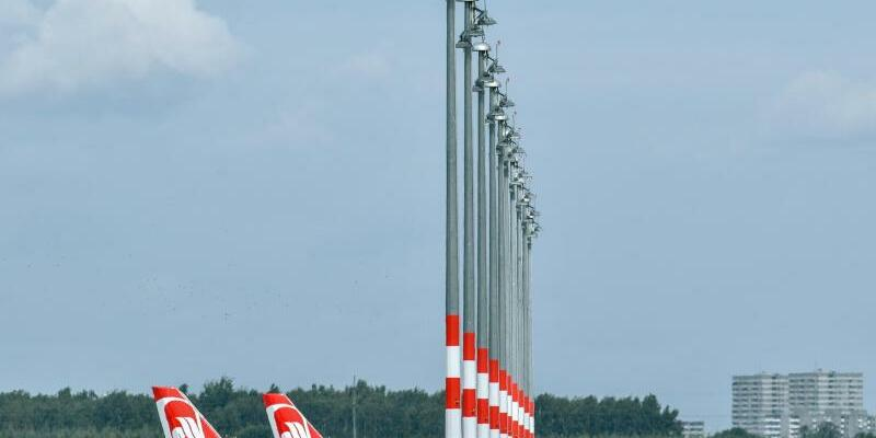 Air Berlin - Foto: Patrick Pleul