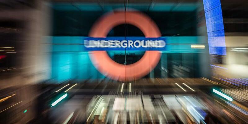Underground in London - Foto: Wolfram Kastl/Symbolbild