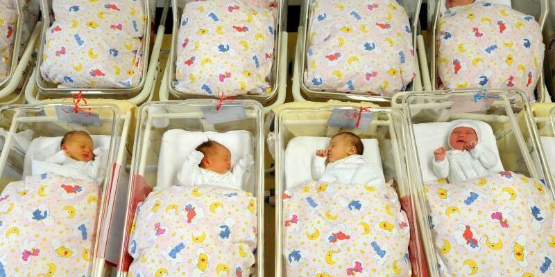 Neugeborenenstation - Foto: Waltraud Grubitzsch