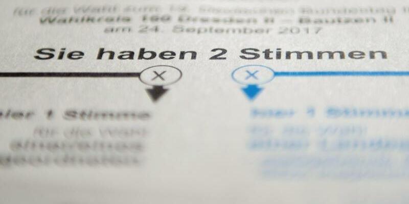 Stimmzettel - Foto: Sebastian Kahnert