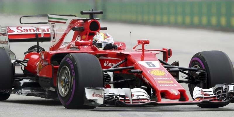 Ferrari - Foto: Yong Teck Lim