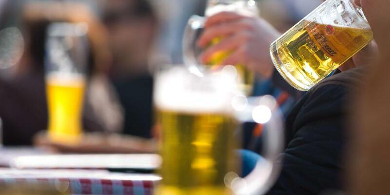 Bier - Foto: Frank Rumpenhorst