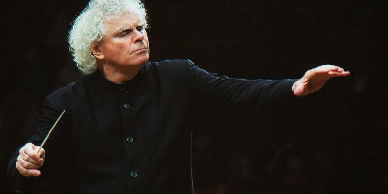 Sir Simon Rattle - Foto: Henry Lin