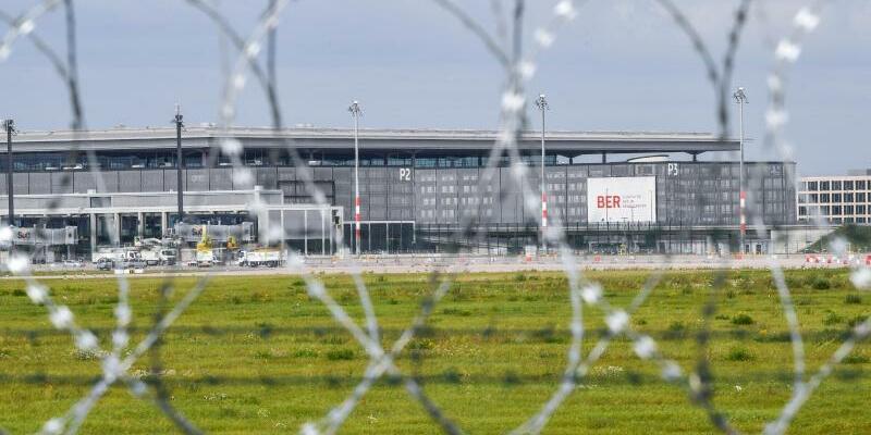 Hauptstadtflughafen BER - Foto: Patrick Pleul