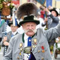 Oktoberfest - Trachtenumzug - Foto: Der Trachtenumzug ist einer der Höhepunkte des Oktoberfestes. Foto:Tobias Hase