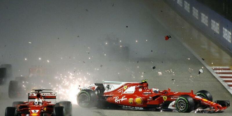 Fataler Crash - Foto: Yong Teck Lim