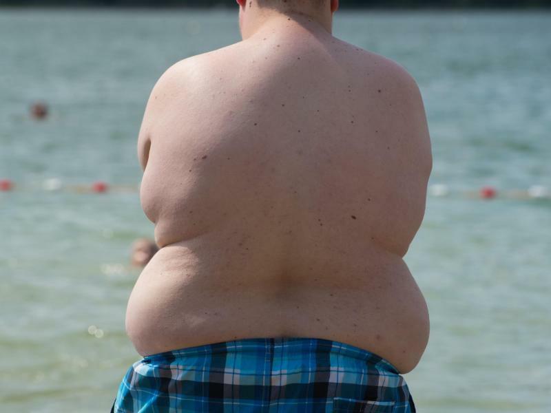 Kampf gegen Fettleibigkeit - Foto: Sebastian Kahnert
