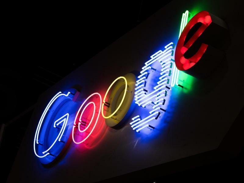 Google - Foto: Rolf Vennenbernd/dpa