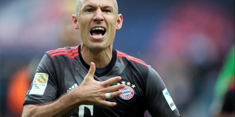 Arjen Robben (FC Bayern) - Foto: dts Nachrichtenagentur