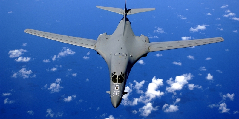 Rockwell B-1 - Foto: United States Air Force, über dts Nachrichtenagentur