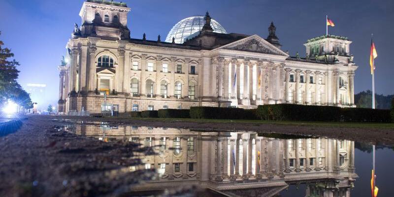 Reichstag - Foto: Klaus-Dietmar Gabbert