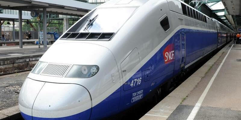 TGV - Foto: Bernd Weissbrod