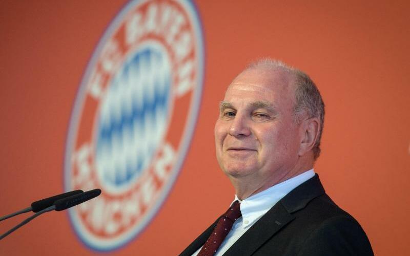 Bayern-Präsident - Foto: Matthias Balk