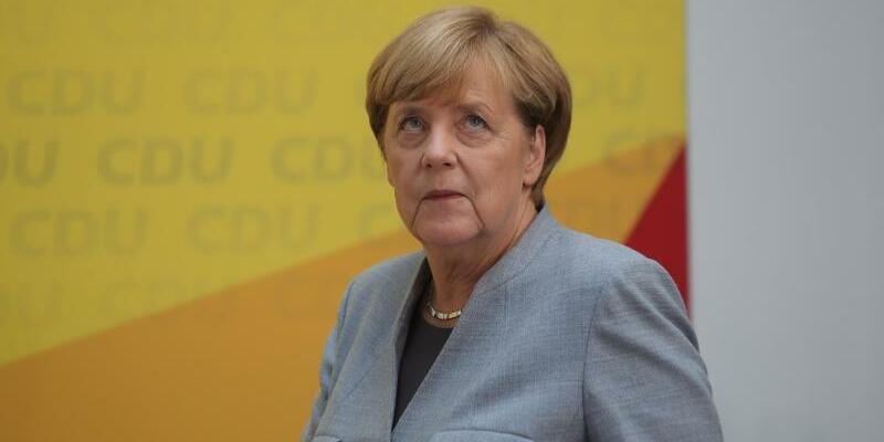 Merkel - Foto: Michael Kappeler