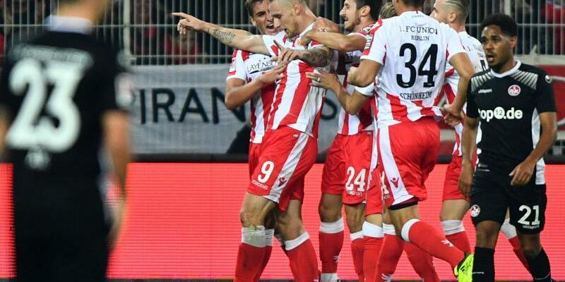 1. FC Union Berlin - 1. FC Kaiserslautern - Foto: Soeren Stache
