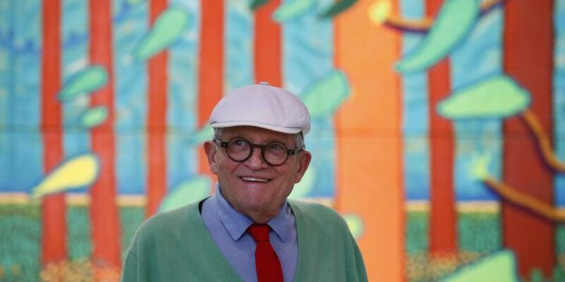 David Hockney - Foto: Francois Mori