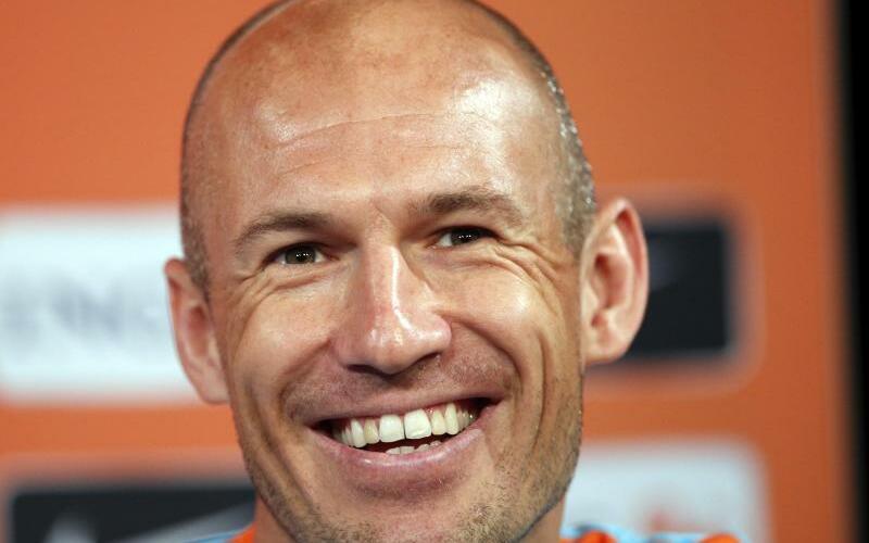 Arjen Robben - Foto: Christophe Ena