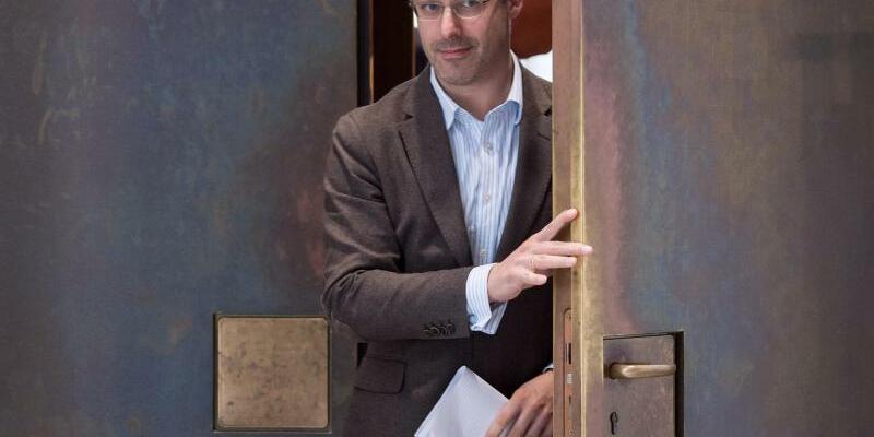 Marcus Pretzell verlässt Düsseldorfer Landtag - Foto: Federico Gambarini