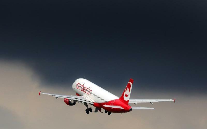 Air Berlin - Foto: Wolfgang Kumm