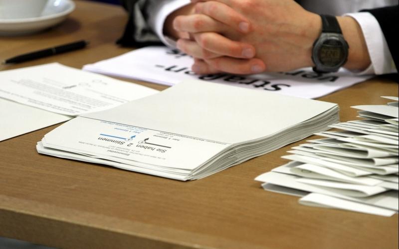 Wahllokal am 24.09.2017 - Foto: über dts Nachrichtenagentur
