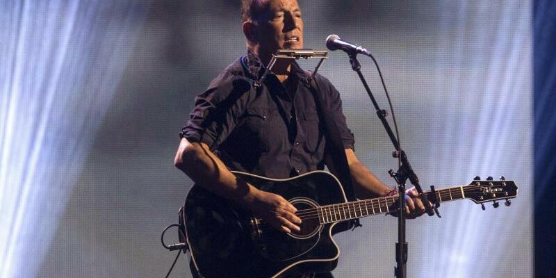 Bruce Springsteen - Foto: Chris Young/The Canadian Press