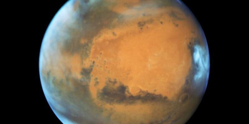 Mars - Foto: Nasa/Hubble