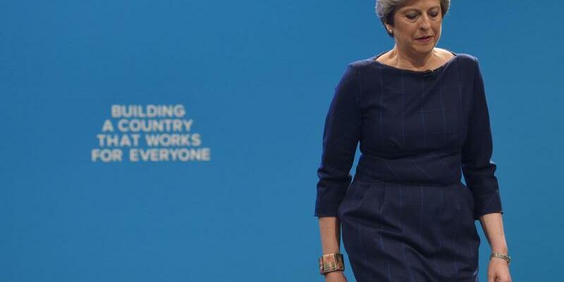Theresa May - Foto: Joe Giddens