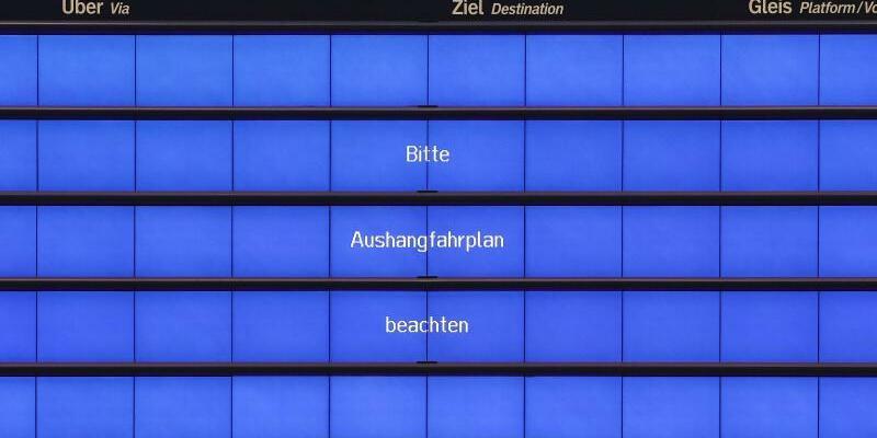 Cyberattacke - Foto: Auch die Deutsche Bahn war ein Opfer des «WannaCry»-Angriffes, der hunderttausende Computer in mehr als 150 Ländern mit dem Betriebssystem Windows infizierte. Foto:Jan Woitas