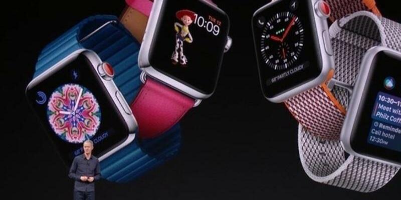Apple Watch - Foto: Captura/Europa Press