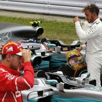 Lewis Hamilton - Foto: Toru Takahashi