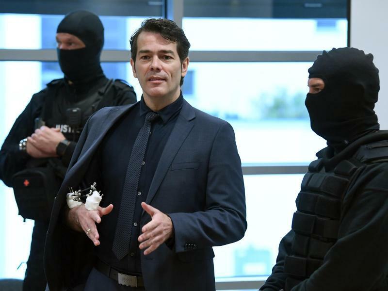 Prozess gegen Ex-Mister Germany - Foto: Hendrik Schmidt