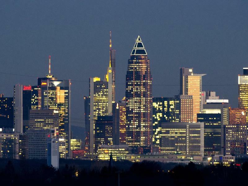 Frankfurter Skyline - Foto: Daniel Reinhardt