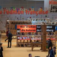 Buchmesse Frankfurt - Foto: Boris Roessler