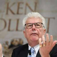 Buchmesse Frankfurt - Ken Follett - Foto: Arne Dedert