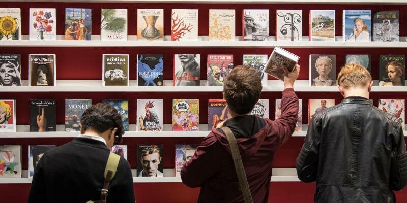 Buchmesse Frankfurt - Foto: Fabian Sommer