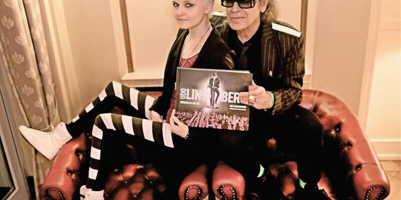 Tine Acke & Udo Lindenberg - Foto: Axel Heimken