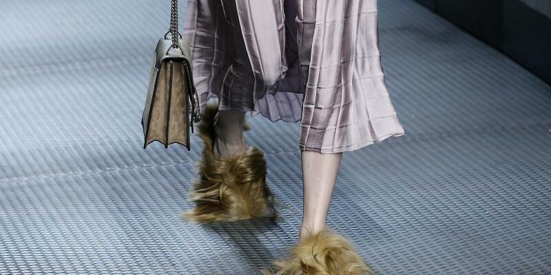 Gucci will künftig auf Pelz verzichten - Foto: Antonio Calanni