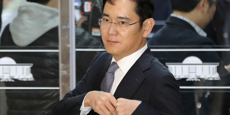 Lee Jae Yong - Foto: Lee Jin-Man/AP/dpa