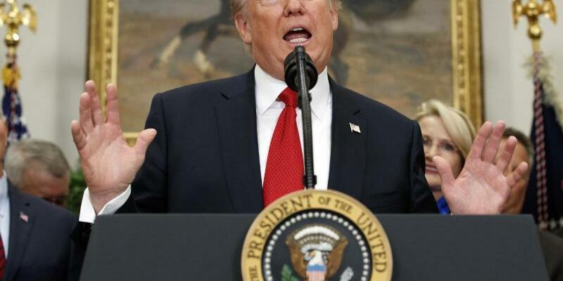 Donald Trump - Foto: Evan Vucci