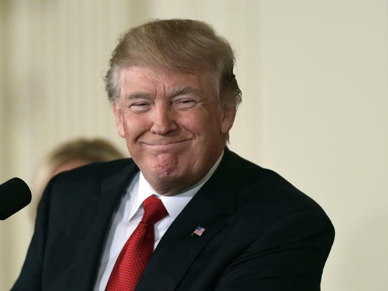 Donald Trump - Foto: Susan Walsh