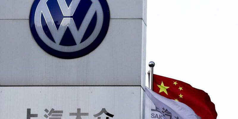 Volkswagen in China - Foto: Andy Wong/AP/dpa