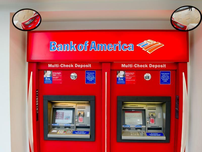 Bank of America - Foto: Daniel Bockwoldt