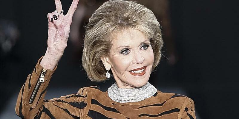 Jane Fonda - Foto: Kamil Zihnioglu