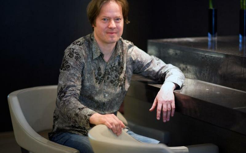 Jan Vogler - Foto: Arno Burgi