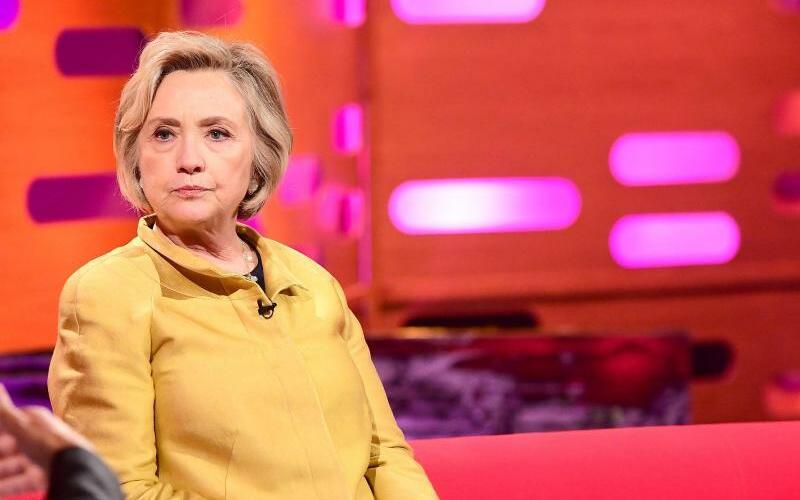 Hillary Clinton - Foto: Ian West
