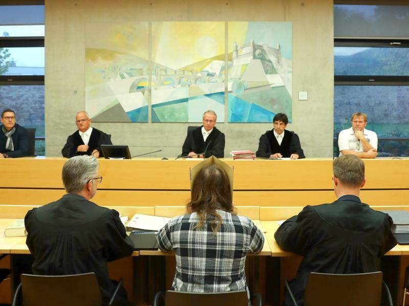 Vor Gericht - Foto: Daniel Karmann