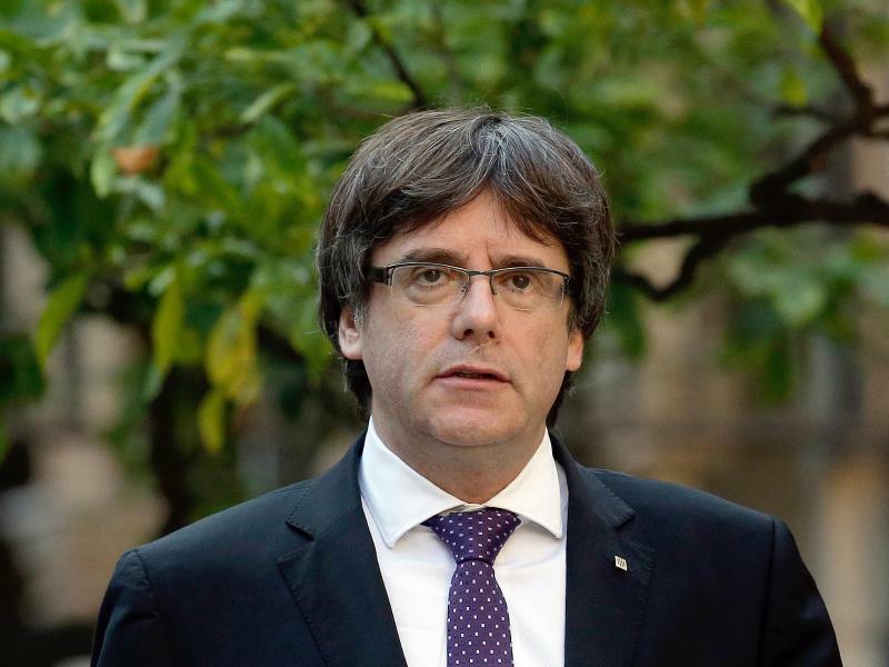 Carles Puigdemont - Foto: Manu Fernandez